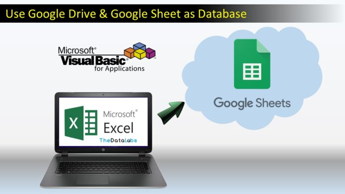 MS Excel To Google Sheet